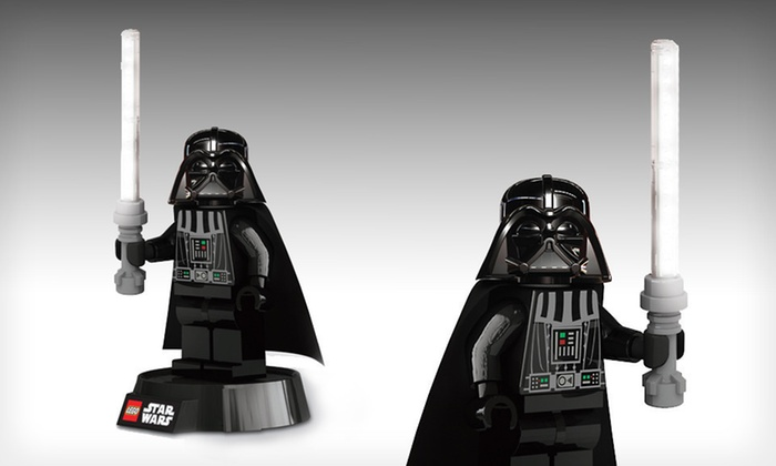 Lego Darth Vader Desk Lamp: $39 for a Lego Darth Vader Desk Lamp ($65.99 List Price). Free Shipping.