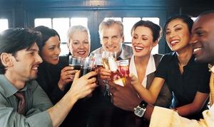 Leisure Club Toronto: CC$19 for a Winery Tour, Tasting, and Three-Month Social-Club Membership from Leisure Club Toronto (C$209.60 Value)
