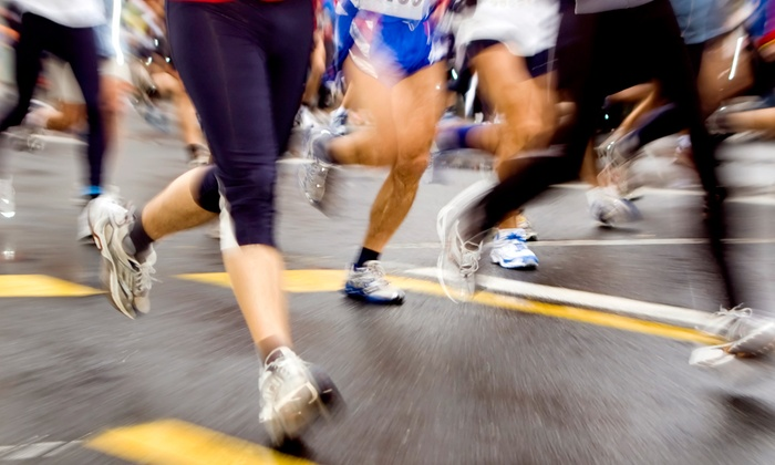 5K Run to Represent @ AZ Health & Fitness Expo - Peoria: Individual Entry to 5K Run to Represent on Sunday, April 6 from Intense Racing LLC (61% Off)