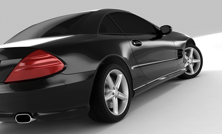 Classic or Presidential Interior and Exterior Detail at A Touch of Class Mobile Car Care (Up to 55% Off)