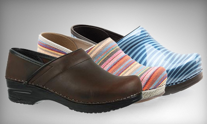 The Clog Shop - Oceanside: $75 Worth of Clogs and Outdoor Shoes