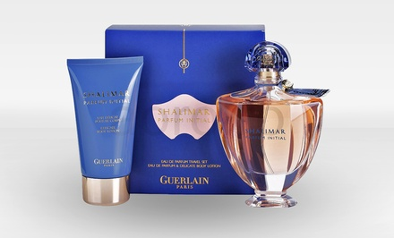 Shalimar Parfum Initial Eau de Parfum and Lotion Gift Set by Guerlain