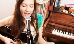 Math Plus Tutoring 123: $80 for Four Music Lessons a Month at Math Plus Tutoring 123 ($160 Value)