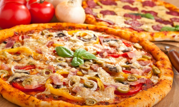 Angie's Pizza Inc - Fairfax: $12 for $20 Worth of pizza  at Angie's Pizza Inc