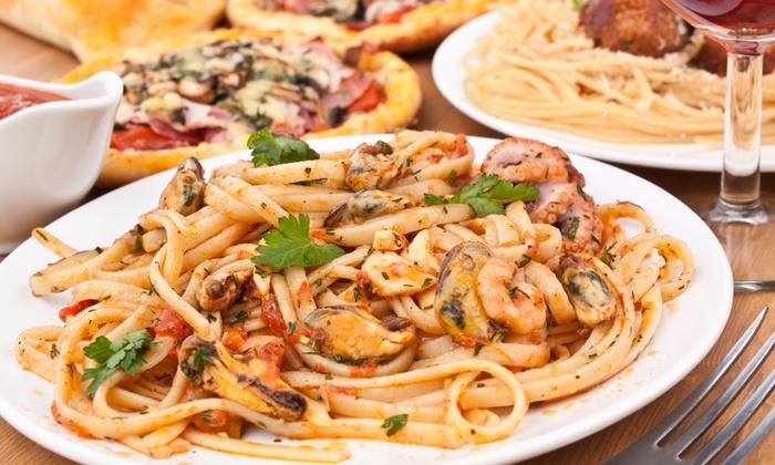 O' Sarracino Trattoria & Wine Bar - Kingsville: Italian Food for Lunch at O' Sarracino Trattoria & Wine Bar (40% Off)