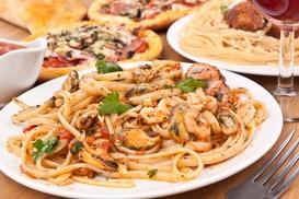 O' Sarracino Trattoria & Wine Bar: Italian Food for Lunch at O' Sarracino Trattoria & Wine Bar (40% Off)