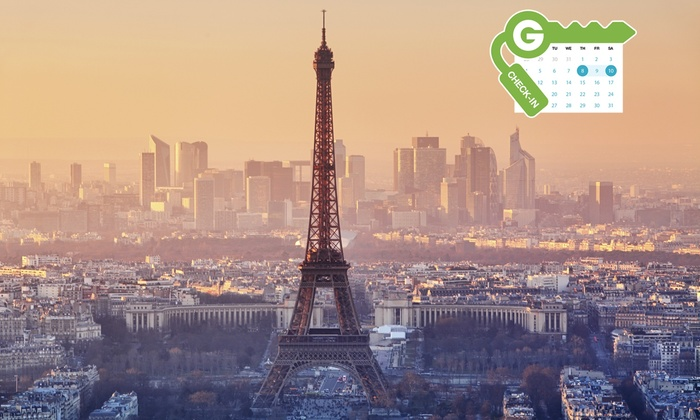 Luxusaufenthalt Mit Fr 252 Hst 252 Ck In Der N 228 He Des Eiffelturms