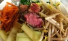 Gourmet On The Go: Chef-Prepared Meals from Gourmet On The Go (Up to 58% Off). Three Options Available.
