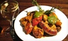La Gondola Italian Restaurant - Multiple Locations: $15 for $30 Worth of Italian Cuisine at La Gondola Italian Restaurant
