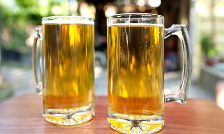 Brewery Tour and Tasting Package for Two or Four at Rivermen Brewing Company (Up to 48% Off)