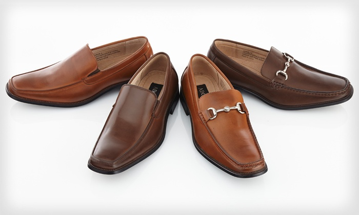 Adolfo Men's Dress Shoes: $39.99 for Adolfo Men's Dress Shoes ($133.99 List Price). Multiple Options Available. Free Shipping and Returns.