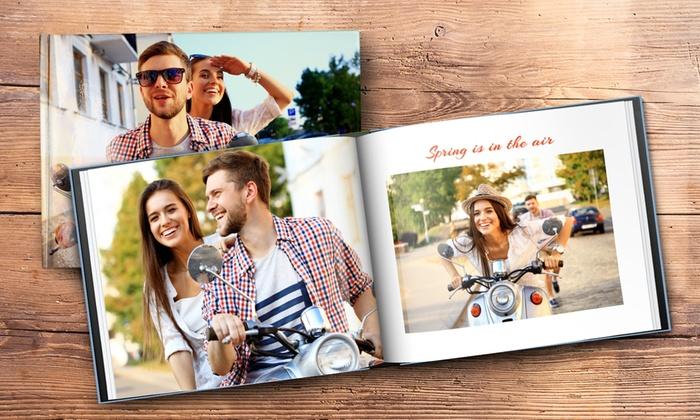 Souvent 1 livre photo personnalisable - Printerpix | Groupon XT39