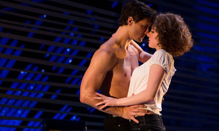 """Dirty Dancing - France-Merrick Performing Arts Center: Theater: """"Dirty Dancing – The Classic Story On Stage"""" on May 12–20 at 8 p.m. (Up to 40% Off)"""