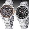 Stührling Original Men's Multifunction Robust Bracelet Watch
