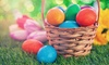 Charmingfare Farm - South Hooksett: $14 for One Ticket to the Egg-Citing Egg Hunt at Charmingfare Farm ($19 Value)