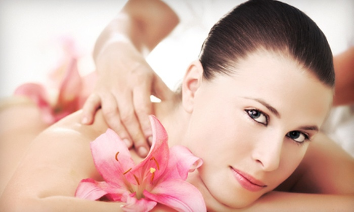 iSpa - Astoria: Swedish Massage or European Facial, or Both and a Revitalizing Eye Treatment at iSpa (Up to 63% Off)