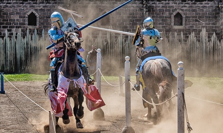 Kryal Castle Medieval Adventure Park Entry for Two Adults $35 or Family of Six $55, Leigh Creek Up to $99 Value