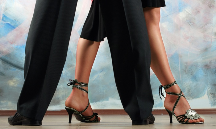 Let's Dance Ballroom Dance Studio - Maryville: Dance-Lesson Package for One or Two at Let's Dance Ballroom Dance Studio (Up to 91% Off). Two Options Available.