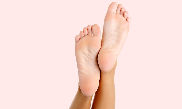 Laser Now - Multiple Locations: One or TwoLaser Toenail Fungus Sessionsfor Both Feet at Laser Now (Up to83% Off)
