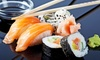 $40 Worth of Japanese Cuisine; Valid Any Day