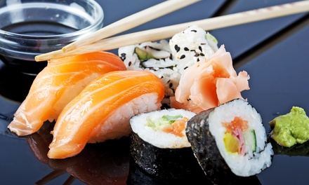 $20 for $40 Worth of Japanese Food at Sushi Ai