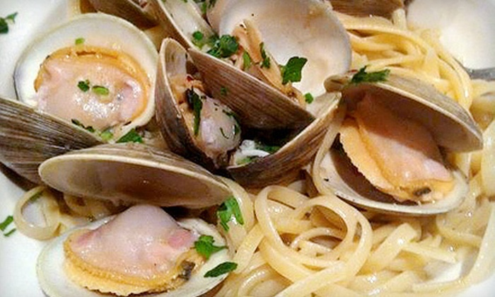 La Vita Gustosa - East Haddam: Italian Cuisine and Drinks at La Vita Gustosa (Half Off). Two Options Available.