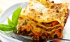 Up to 53% Off Italian Food at Buona Vita