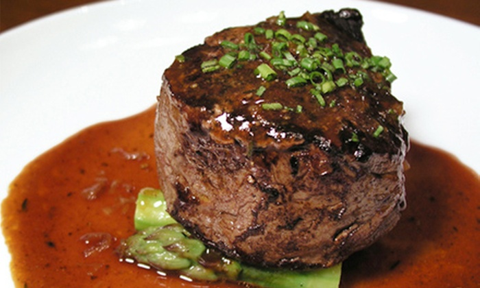 Providence Prime - Federal Hill: $40 for $70 Worth of Steakhouse Cuisine and Drinks for Two or More at Providence Prime