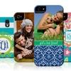 Customized Sleek or Tough Smartphone Case