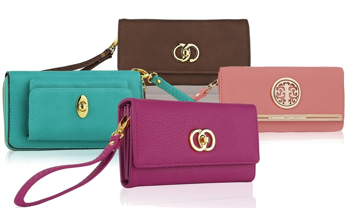 Wallet Collection by Mia K Farrow