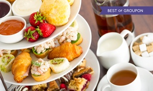 Aston Wood Golf Club: Afternoon Tea for Two or Four with Optional Prosecco at Aston Wood Golf Club (Up to 55% Off)