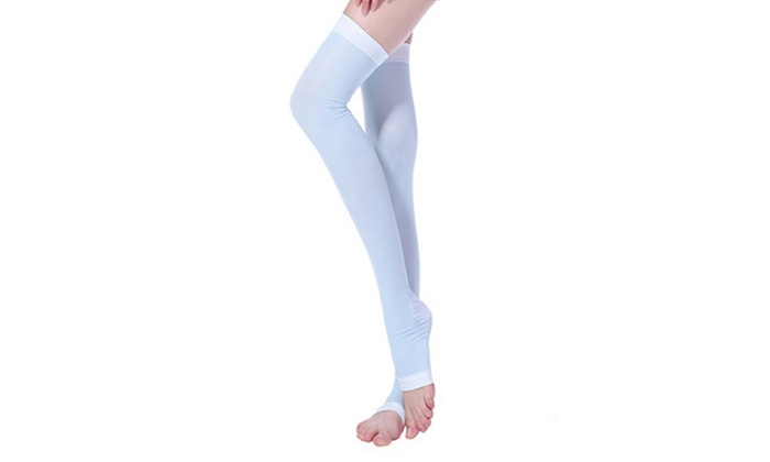 8d2a8b0087 Thigh-High Compression Socks | Groupon Goods