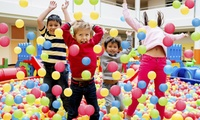 Two-Hour Soft Play Area Access for Two Children at Chuckles Play Centre (49% Off)