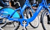 Citi Bike / NYC Bike Share: 24-Hour or Seven-Day Bike-Rental Passes from Citi Bike in New York (Up to 57% Off). Four Options Available.