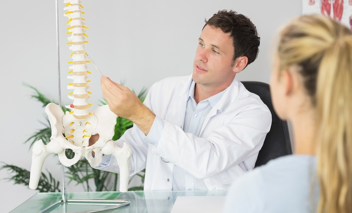 $19 Chiropractic Consult with X-Rays or $29 for Two Sessions and Adjustment at Grey Lynn Chiropractic (Up to $345 Value)