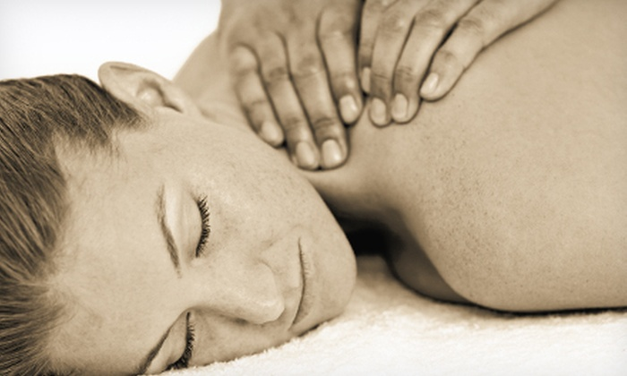 The Sanctuary on Main - Woodstock: One or Two 60-Minute Massages at The Sanctuary on Main in Woodstock (56% Off)