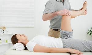 Army Trail Chiropractic: Chiropractic Exam with One or Three Treatments and 30-Minute Massages at Army Trail Chiropractic (Up to 89% Off)