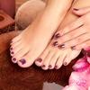 Up to 56% Off Mani-Pedis at Fuchsia Nails & Spa
