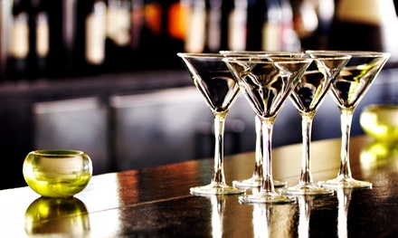 $15 for an Online Bartending Course from PBS Bartending School ($99.50 Value)