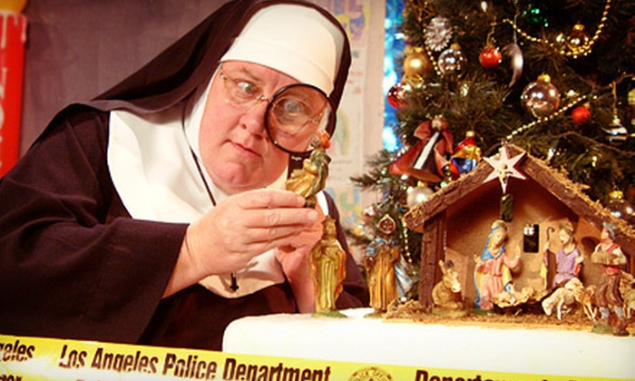 Sister's Christmas Catechism: The Mystery of the Magi's Gold - Belvidere: Sister's Christmas Catechism at Lowell Memorial Auditorium on December 6 at 8 p.m. (Up to 41% Off)