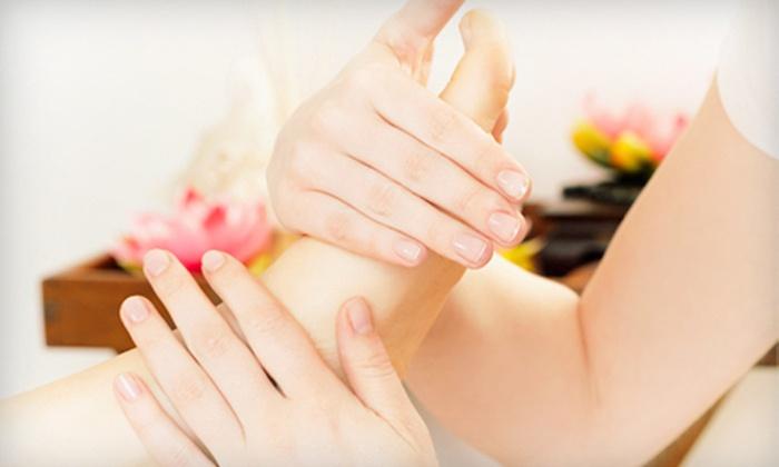 Divine Wisdom Healing - Ottawa: Relaxation Massage, Reflexology, or Reflexology with a Massage at Divine Wisdom Healing (Half Off)