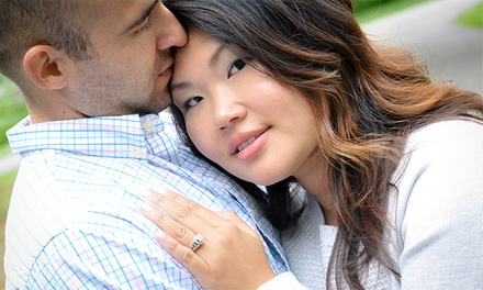 30- or 60-Minute In-Studio Engagement Photo Shoot at Life's Sweet Things LLC (Up to 62% Off)