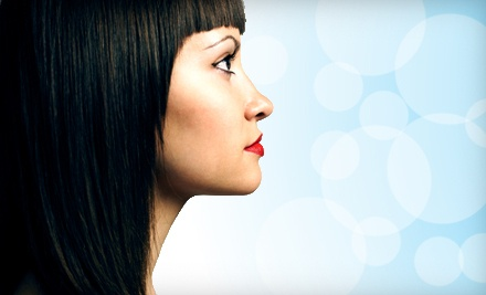 Women's Haircut and Style (a $25 value) - Classic Cuts Salon in Fort Wayne