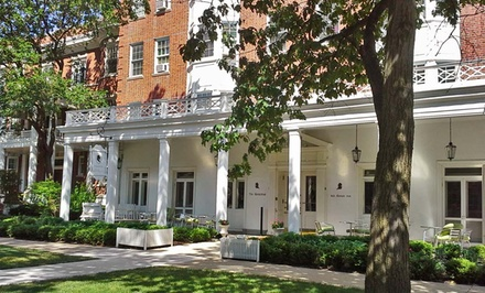 1-Night Stay for Two at The Homestead in Greater Chicago. Combine Up to 4 Nights.