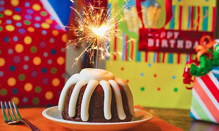 Nothing Bundt Cakes  - Lincoln Heights: $12 for $20 Worth of Hand-Decorated Bundt Cakes at Nothing Bundt Cakes
