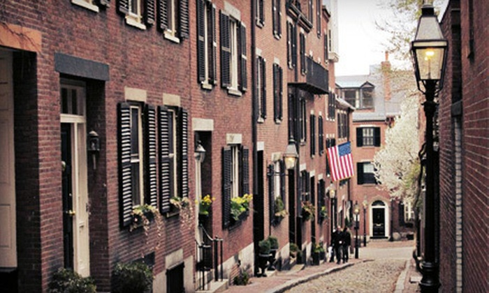 Boston Strolls - Boston: Back Bay Deconstructed Walking Tour for Two or Four from Boston Strolls (Up to 60% Off)