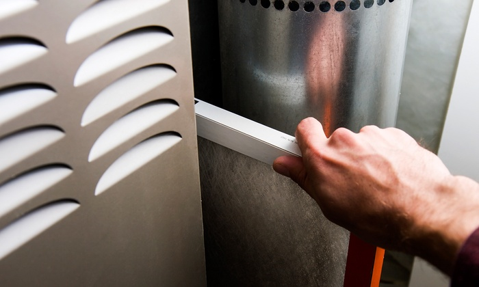 Brushing and Beyond - Calgary: $69 for Furnace and Duct Cleaning for Up to 10 Vents and Two Main Lines from Brushing and Beyond ($149.95 Value)