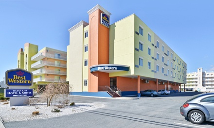 Stay with Daily Breakfast at Best Western Ocean City Hotel & Suites in Ocean City, MD. Dates into March.