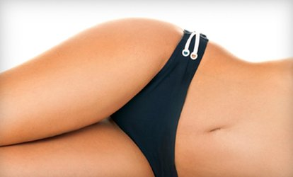 One, Two, or Three Brazilian or Bikini Waxes at EnviouSkin (Up to 64% Off)