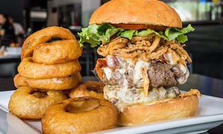 Pub Food and Drinks for Dinner, Lunch, or Brunch at Matilda's (50% Off)